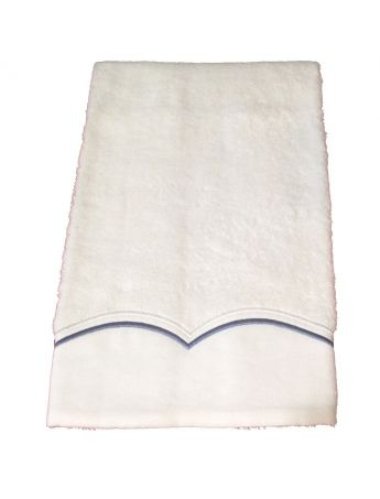 Henry White - Asciugamano bordo lino