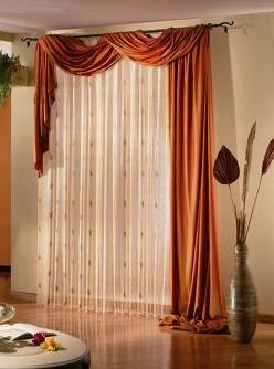 Luti milano tendaggi tessuti e biancheria di casa vostra for Tendaggi per soggiorno foto