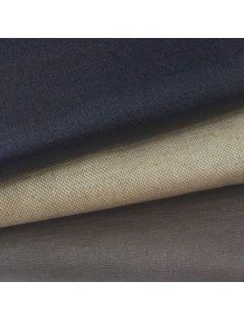 LeoXXL Resinato - Tovaglia in lino antimacchia su misura