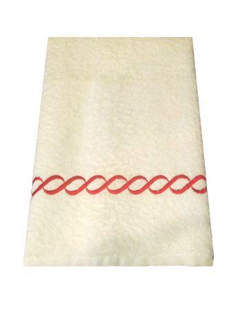 Asciugamani ricamati - Giacomo - BIANCO
