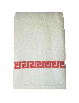 Max White - Asciugamano ricamato